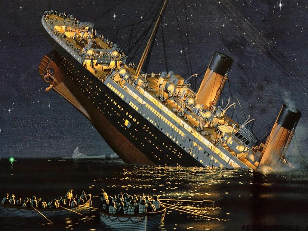 titanic-painting
